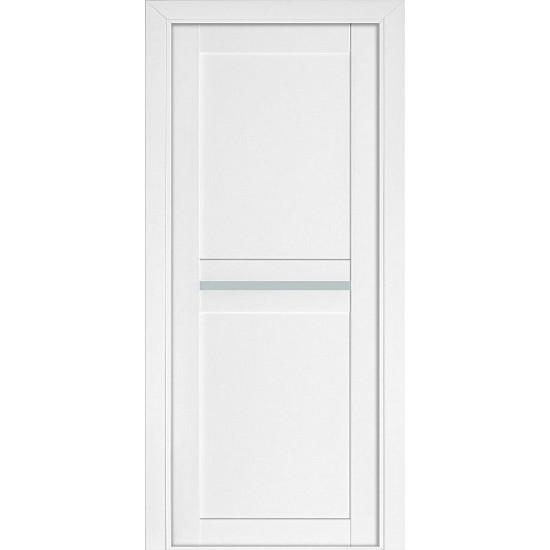 Модель № 104 NF Белый мат глухая - Производитель Терминус - Межкомнатные двери