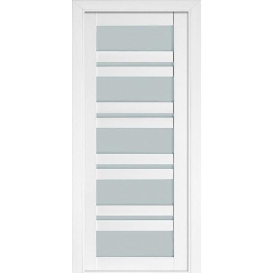 Модель № 107 NF Белый мат - Производитель Терминус - Межкомнатные двери
