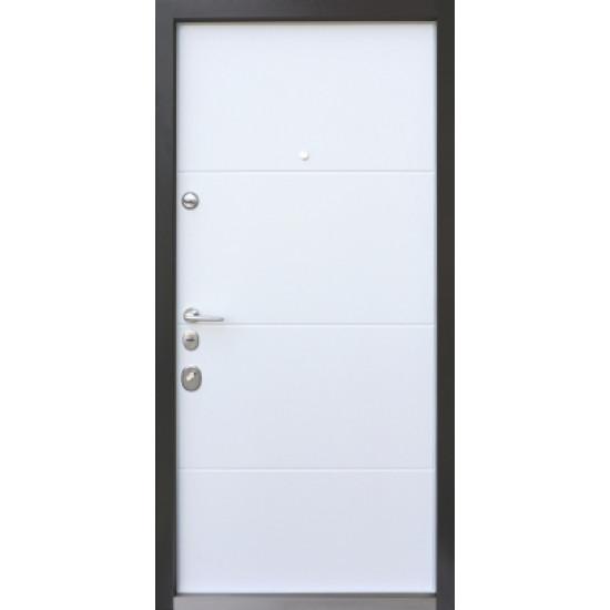 Авангард Горизонт AL - Производитель Qdoors - Входные двери