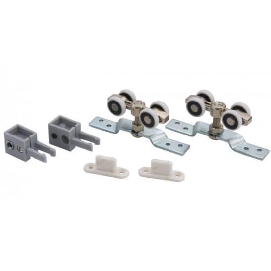 комплект роликов для раздвижной двери - Производитель MVM - Раздвижные системы