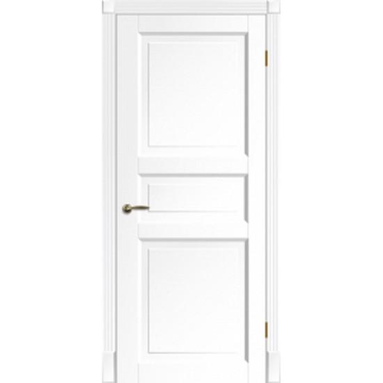 Ницца ПГ белая - Производитель Ваши Двери - Межкомнатные двери