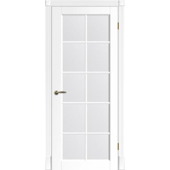 Ницца ПОО белая - Производитель Ваши Двери - Межкомнатные двери