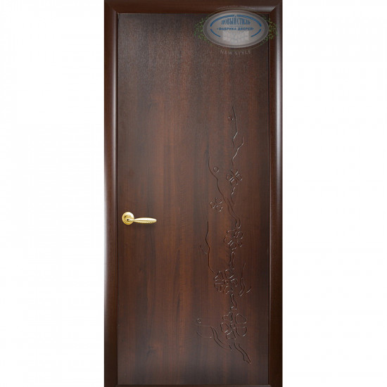 Сакура ПВХ - Производитель Новый Стиль - Межкомнатные двери