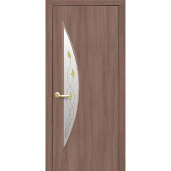 Луна с рисунком - Производитель Новый Стиль - Межкомнатные двери