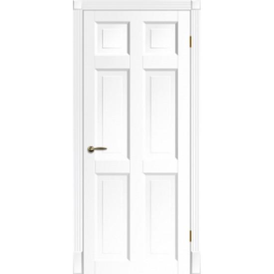 Америка ПГ белая - Производитель Ваши Двери - Межкомнатные двери