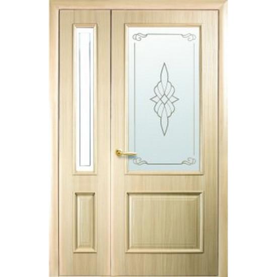 Вилла Р1 двустворчатая - Производитель Новый Стиль - Межкомнатные двери
