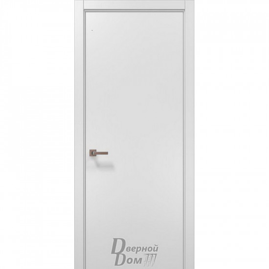 Cortex ПГ белый мат - Производитель Омис - Межкомнатные двери