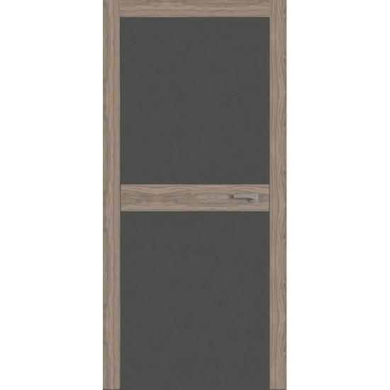 W1 черный + орех американський - Производитель ОМЕГА - Межкомнатные двери