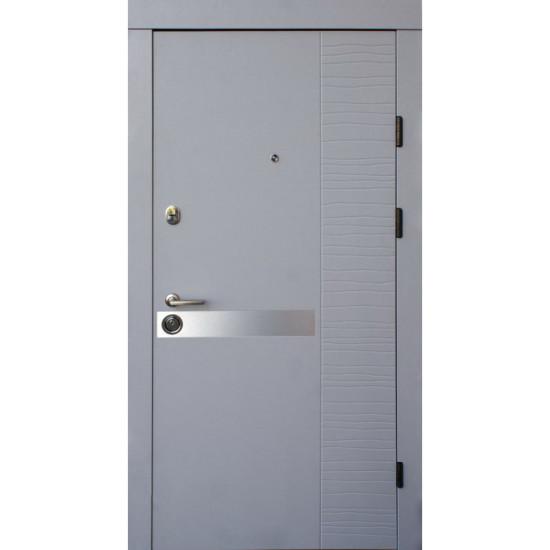 Делла-Al - Производитель Qdoors - Входные двери
