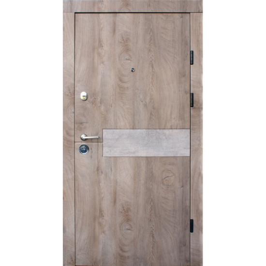 Сиена - Производитель Qdoors - Входные двери