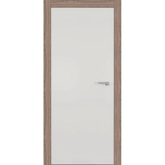 А1 белая-шпон - Производитель ОМЕГА - Межкомнатные двери