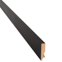 Плинтус прямоугольный венге
