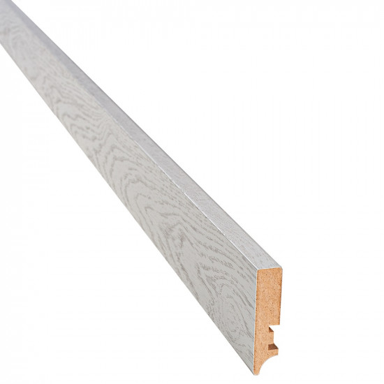 Плинтус прямоугольный патина серая - Производитель Новый Стиль - Новый стиль