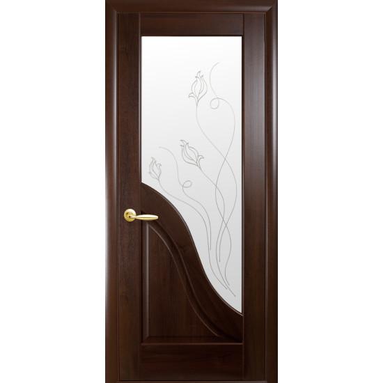 Амата со стеклом Р2 - Производитель Новый Стиль - Межкомнатные двери