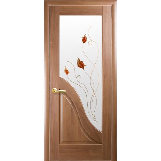 Амата со стеклом Р1 - Производитель Новый Стиль - Межкомнатные двери