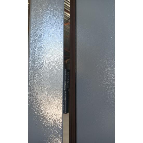 Модель Техническая серая - Производитель RedFort - Входные двери