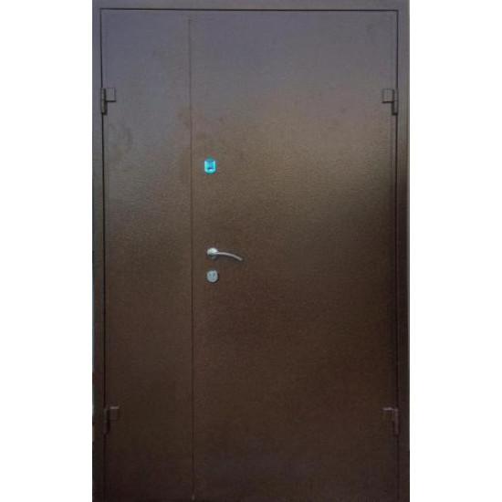 Метал - МДФ Арка улица полуторная - Производитель RedFort - Входные двери