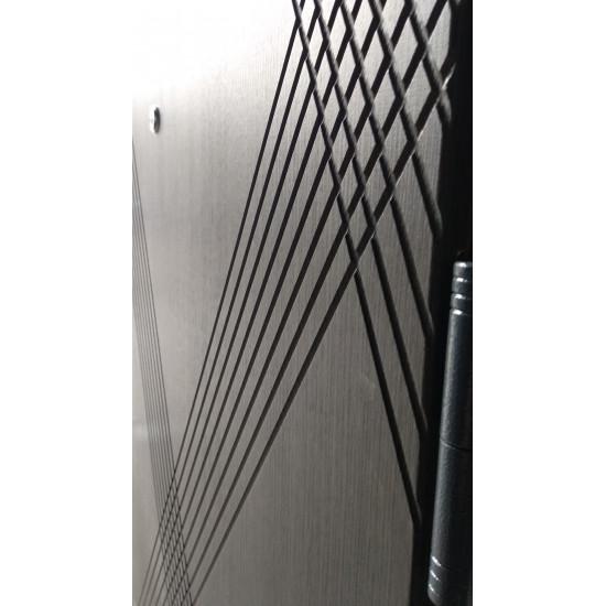 Модель Диагональ - Производитель RedFort - Входные двери