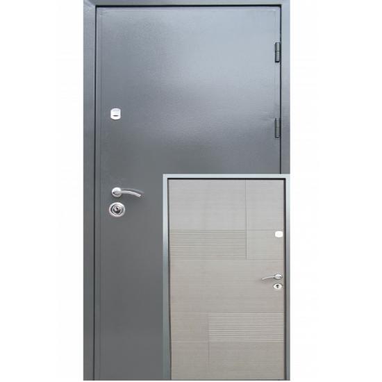 Модель Металл/МДФ Калифорния - Производитель RedFort - Входные двери